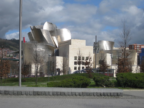 guggenheim Bilbao!