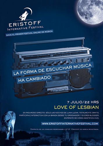 Cartel Eristoff Internative Festival