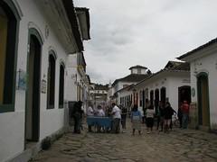 Parati old town
