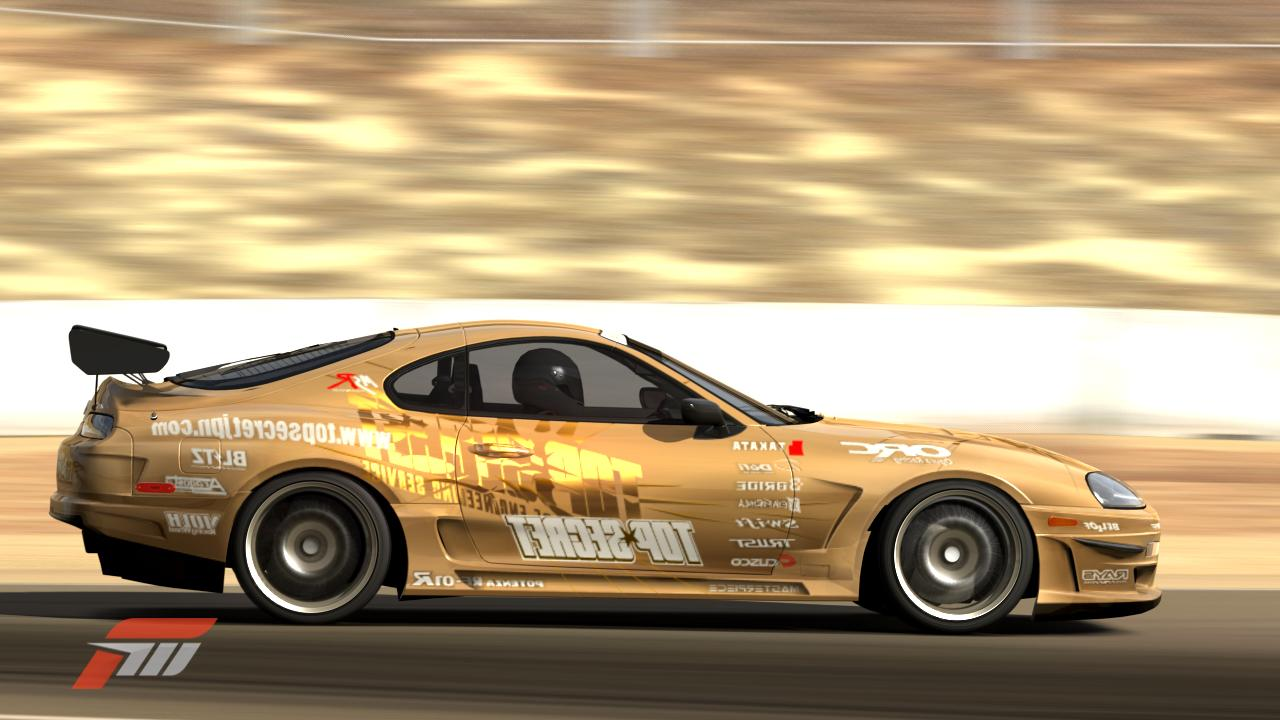 Ferrari 458 Italia GT3 - MTECH