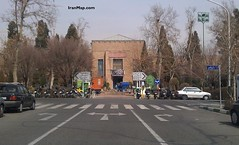 Iran Art Organization - خانه هنرمندان در تهران (IranMap) Tags: iran iranmap iranmapcom iranartorganization خانههنرمنداندرتهران khanehonarmandanintehran