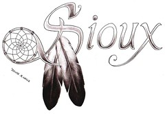 """Sioux"" Tattoo by Denise A. Wells (Denise A. Wells) Tags: blackandwhite detail art beautiful tattoo design artwork artist drawing lettering zeichnungen skinart vivaldi irezumi illistration tattoodesign tattooflash letteringtattoo freetattoodesigns nametattoos deniseawells vivaldifont customtattoodesign nametattooideas dreamcatchertattoodesign imagenesdeflashestattoos professionallydesignedtattoos creativetattoodesigns fancyscriptfonts creativetattoo tattoolinework nativeamericantattoodesign eaglefeathertattoodesign vivaldifontletters siouxtattoodesign northamericannativetattoo yanktonsiouxtattoodesign rosebudsiouxtattoodesign santeesiouxtattoodesign nativeamericantribestattoo thewordsiouxtattoodesign"