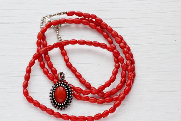 Coral-Necklaces