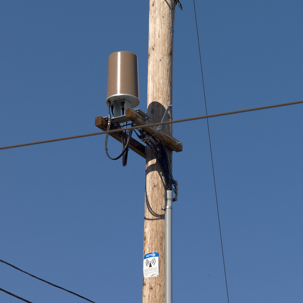 Poletop Antenna, San Francisco
