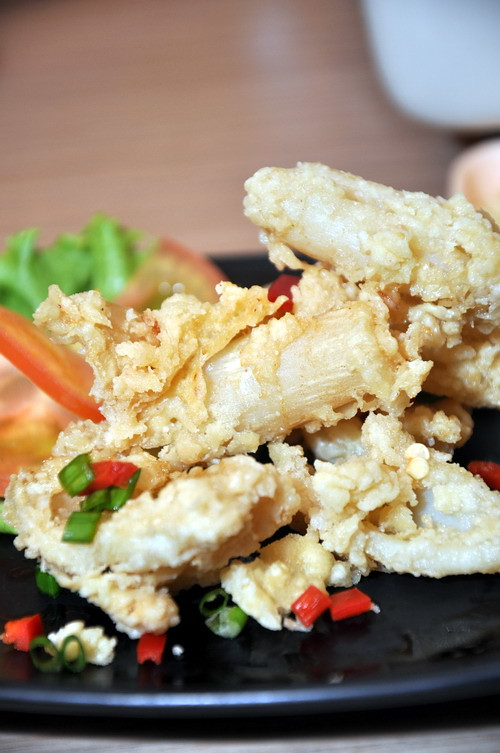 syioyaki squid