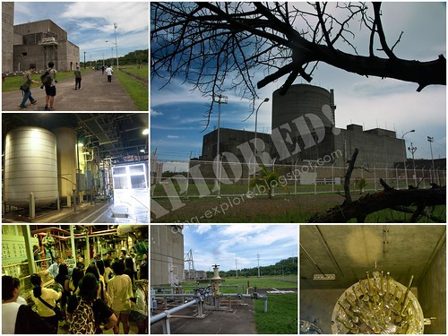 Exploring the Bataan Nuclear Power Plant