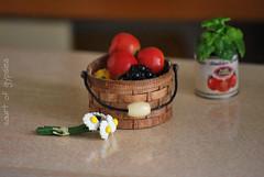 Handmade Market Basket