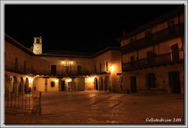Albarracin nocturno 7
