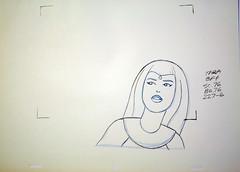 The Herculoids Hanna-Barbera animation pencil art #H102 (Nemo Academy) Tags: original hanna drawing herculoids barbera the
