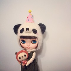 Panda with panda
