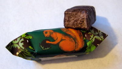 Russian Candy - Babaevskii's Belochka/Squirrel