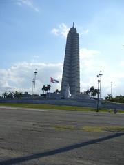 荷西馬提(Jose Marti)紀念塔