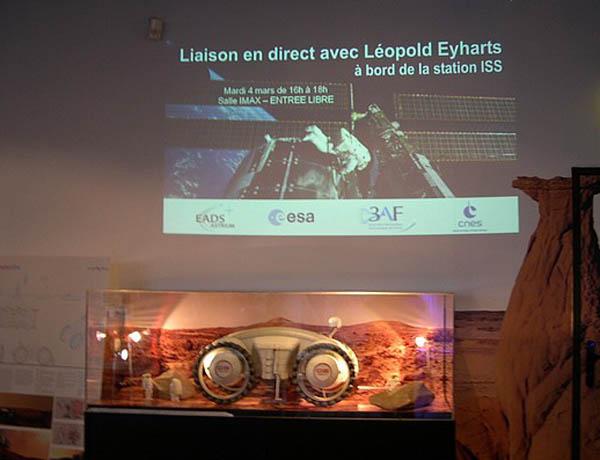 Pendant ce temps, il y avait un Français à bord de l'ISS... 2310865628_11fec78a5e_o
