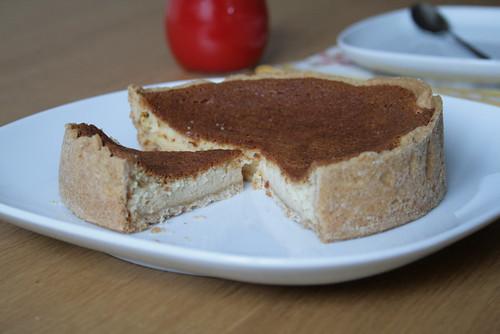 3/4 de ricotta cheesecake