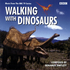 Walking With Dinosaurs Front