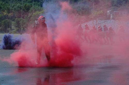 Bom asap by Galeri Foto.
