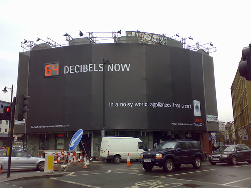 Decibels now