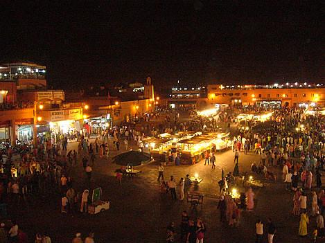 Plaza Jemaa