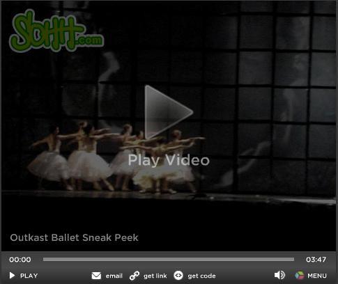 big boi ballet video