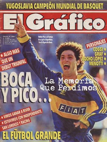 Walter Pico 1990