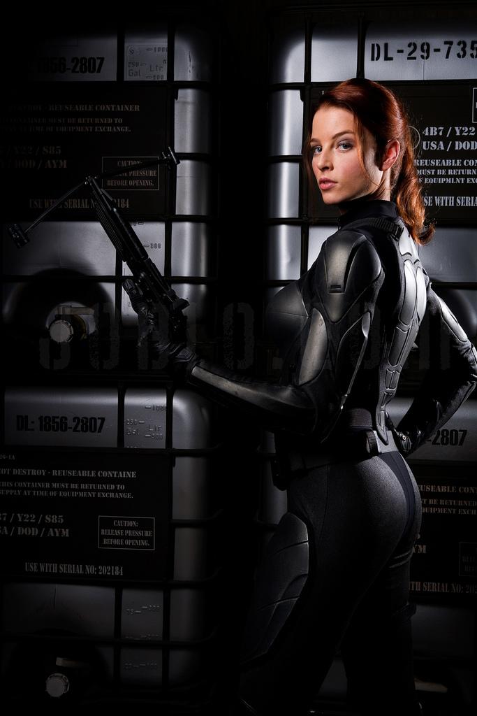 G.I. Joe Rachel Nichols