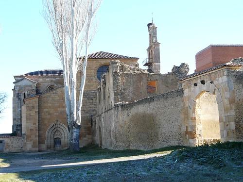 monasterio sandoval puerta
