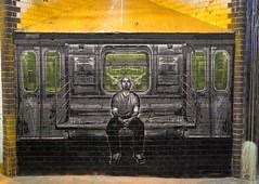 Logan Hicks (lultimavoltache) Tags: street urban streetart london art festival graffiti team stencil rat tag banksy style waterloo crew le londres cans sten logan bandit murales londra leake eine dolk hicks bansky blek bleklerat btoy c215 eelus lucamaleonte orticanoodles artisteouvrier vhils dotmasters taggare lexborbo