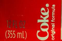 12 oz Coke (MM-4) (slambo_42) Tags: red coke obsession can passion cocacola monday addiction macromondays