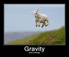 Gravity, just a theory