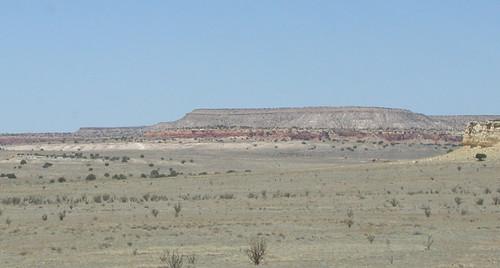 New Mexico mesa
