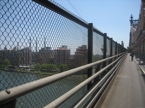 IMG 2920 Pedestrian And Bicycle Access To The Queensboro Bridge
