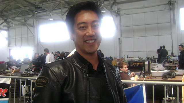 San Francisco Bachelor Auction Featuring Grant Imahara