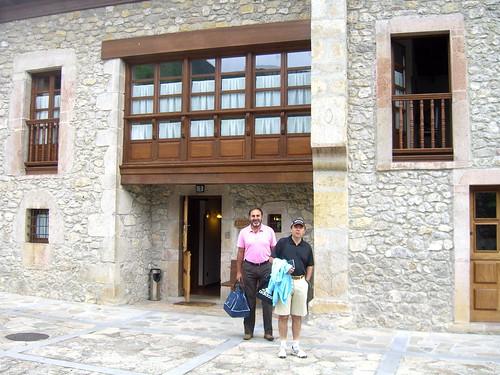 Hotel Aldama Reception