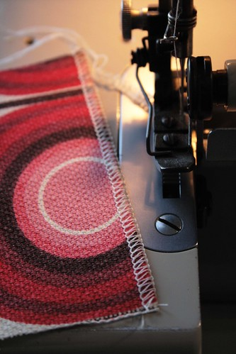 rethreading a serger tutorial 6
