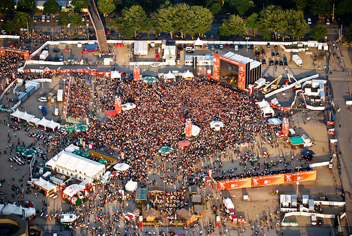 Fanfest Hamburg Heiligengeistfeld
