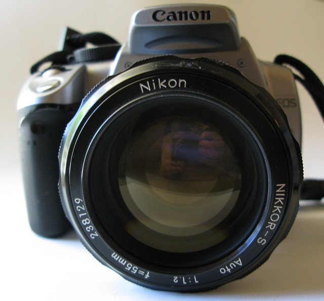 FX lense compatibility