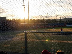 Fairbanks, AK, Baseball, Midnight Sun (nick.r.brewer) Tags: baseball ak fairbanks midnightsun