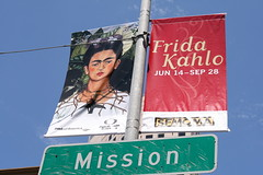 SFMOMA - Frida Kahlo Exhibit - Museum #1