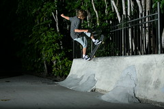 Quillen blunt to fakie (Chris Pagano Photography) Tags: skateboarding blunt wallride