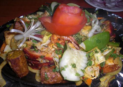 Bombay Sizzlers_Chowpatty Platter