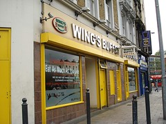 Picture of Wing's Buffet, E14 6JJ
