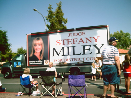 Hannah Montana for District Court Judge