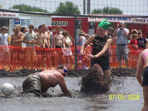 Tuscola mud volleyball 168