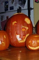 Silly Pumpkin (edenpictures) Tags: halloween pumpkins jackolanterns