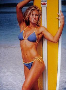 Julie Donaldson in Bikini