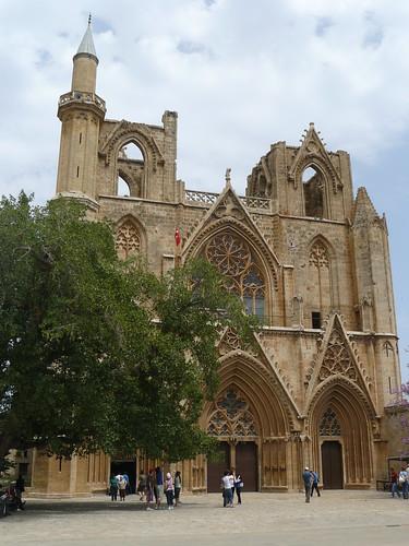 Cathédrale Saint-Nicolas / Mosquée Lala Mustafa Pacha de Famagouste por Titem.