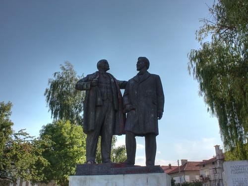 Ленин и Димитров