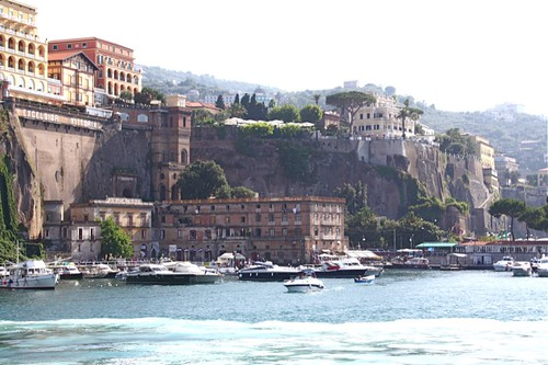 Marina Piccola, Sorrento