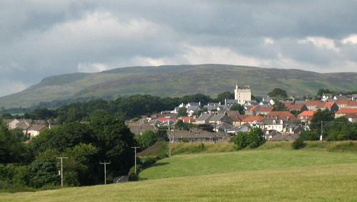 Law Castle West Kilbride