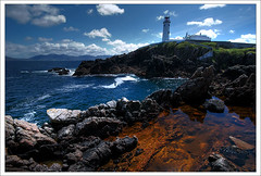 Fanad Head Lighthouse (Janek Kloss) Tags: ocean ireland irish seascape landscape bay photo nikon lough foto fotograf shot image photos shots head sigma tourist irland eire fotka atlantic coastline celtic polar fotografia peninsula mapping 1020 tone rugged donegal attraction zdjecia irlanda outstanding ierland fanad morska ligthouse swilly morze j23  zdjecie fotki swiatlo irlandia latarnia   hwdp d80 outstandingshots mulroy  gealic mywinners lirlande platinumphoto fotosy  theunforgettablepictures   artinoneshot fnaid moli516